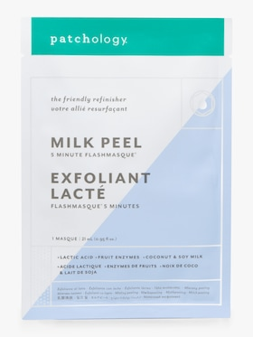 FlashMasque Milk Peel 5 Minute Sheet Mask