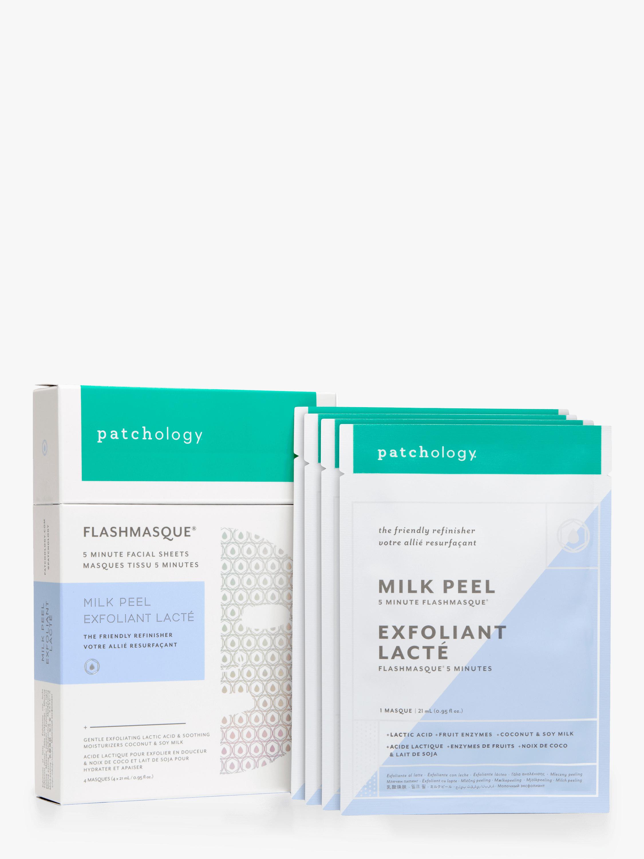 Patchology FlashMasque Milk Peel 5 Minute Sheet Mask 1