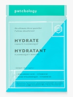 Patchology FlashMasque Hydrate 5 Minute Sheet Mask 0