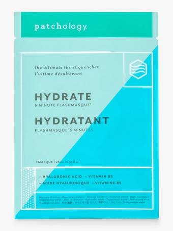 FlashMasque Hydrate 5 Minute Sheet Mask