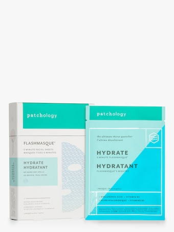 FlashMasque Hydrate 5 Minute Sheet Mask
