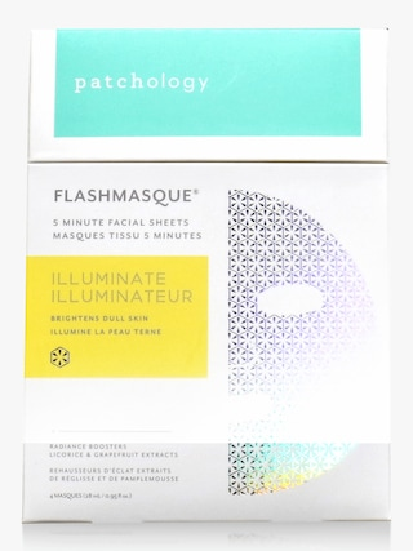 Patchology FlashMasque Illuminate 5 Minute Sheet Mask 2