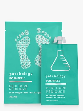 PoshPeel PediCure - 2 Treatments/Box