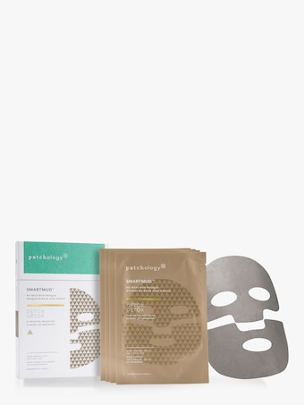Patchology SmartMud No Mess Mud Masques: Detox Sheet Masks 2