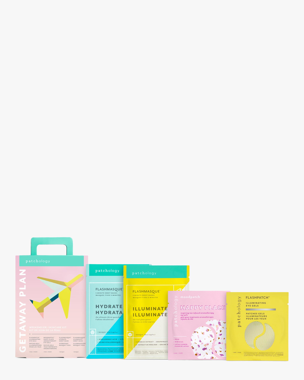 Getaway Plan Skincare Kit