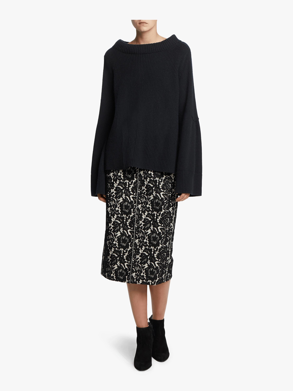 Vivid Dreamscapes Pullover Sweater