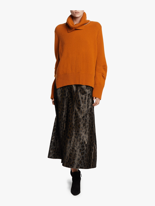 Rulebreaker Turtleneck Sweater
