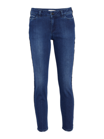 Denim Deluxe Pants