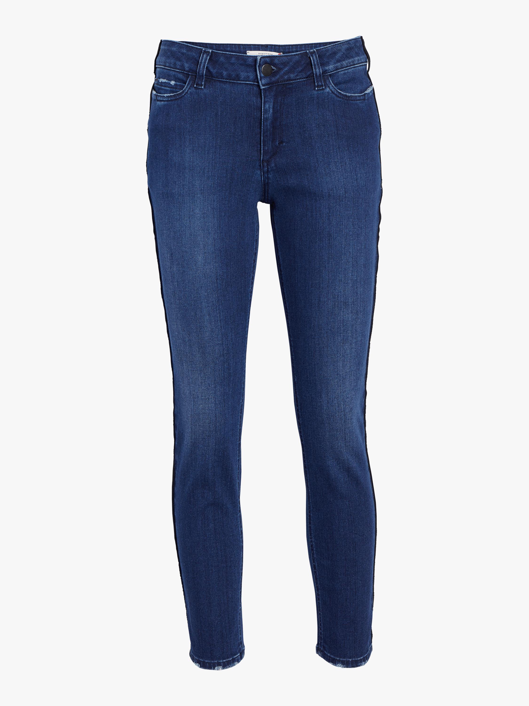 Denim Deluxe Pants