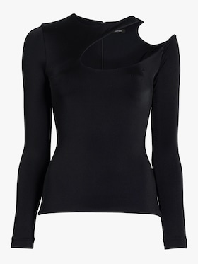 Long Sleeved Jersey Top