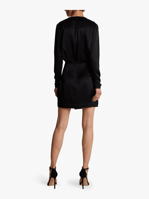 Blouson Top Mini Dress Cushnie et Ochs