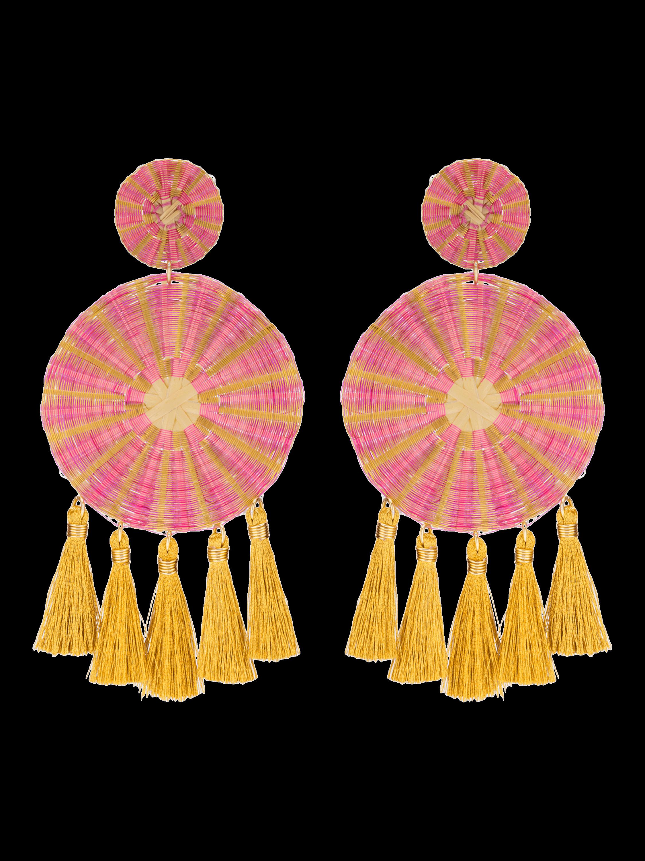 Pink Yuï Earrings