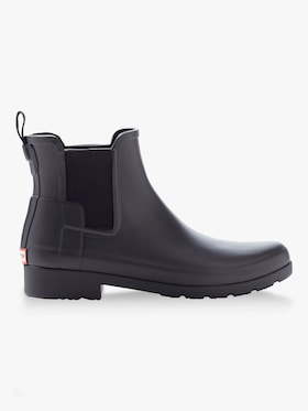 Refined Chelsea Matte Boot