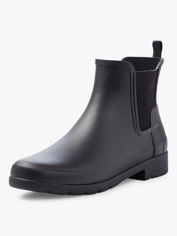 Refined Chelsea Matte Boot