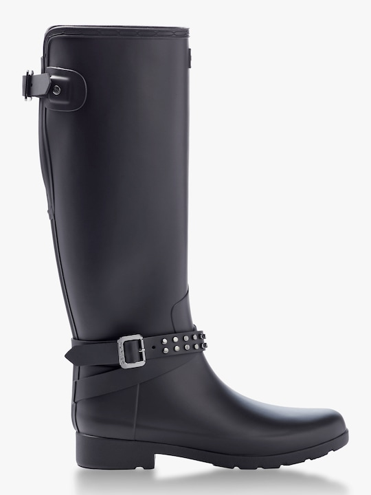 Hunter Refined Adjustable Stud Tall Boot 0