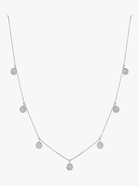 Shay Jewelry Pavé Diamond Dangle Drop Necklace 0