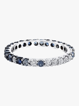 Essential Ombre Eternity Ring