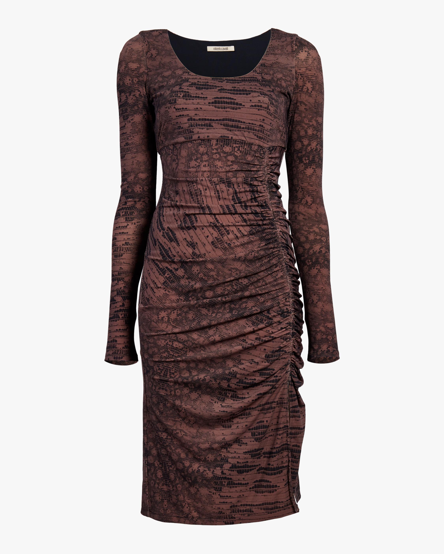 Leopard Sheath Dress