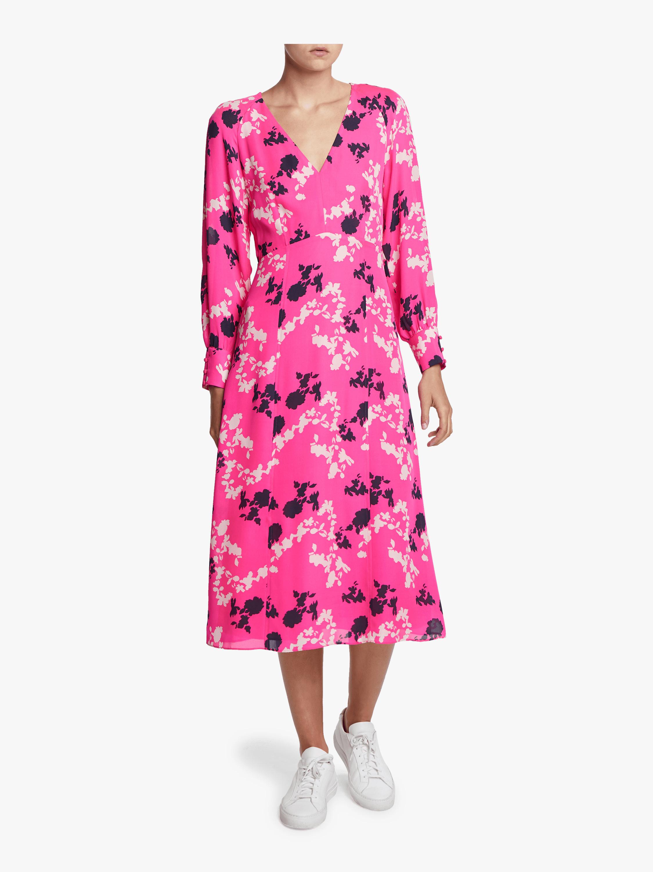 Camo Printed Alannah Dress