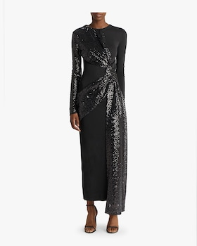 Shilu Twist Front Dress