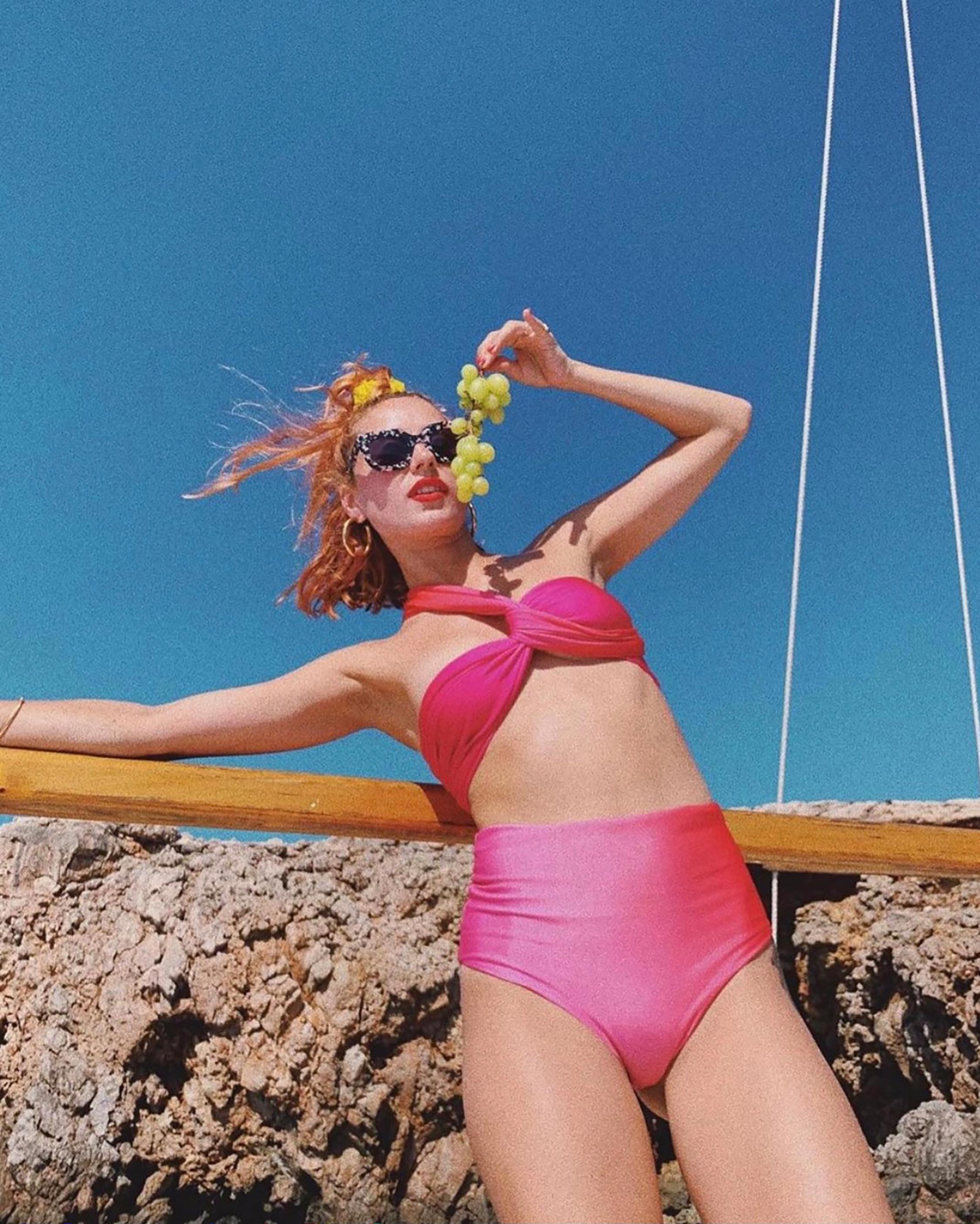 Sara Cristina Wrap Bikini Top 1