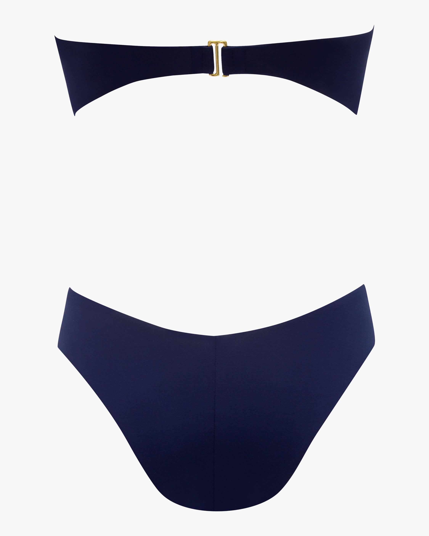 Sara Cristina Wave Strapless Bikini Top 4