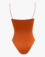 Sara Cristina Sand One-Piece Swimsuit 2