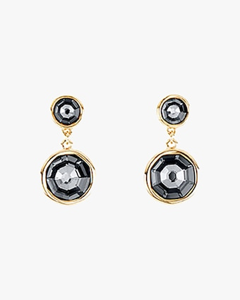 UNOde50 Double Trouble Earrings 2