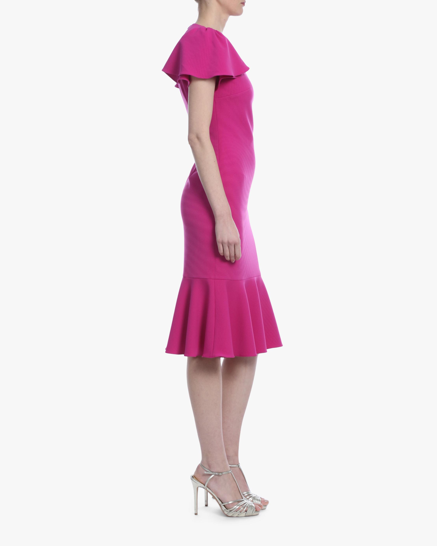 Badgley Mischka Flouncy Day Dress 2