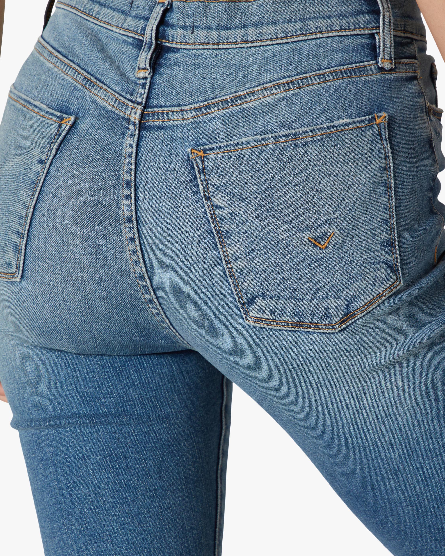 Hudson Barbara High-Rise Bootcut Jeans 4