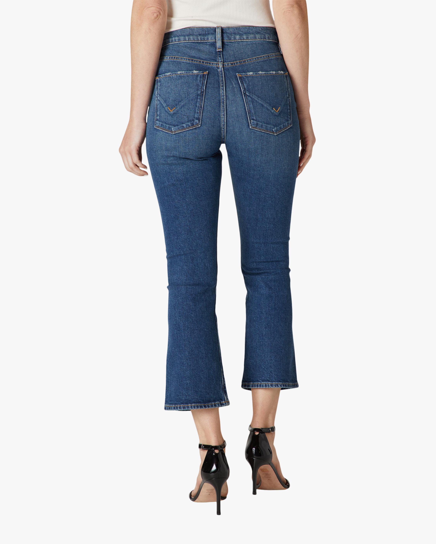 Hudson Holly High-Rise Crop Bootcut Jeans 2