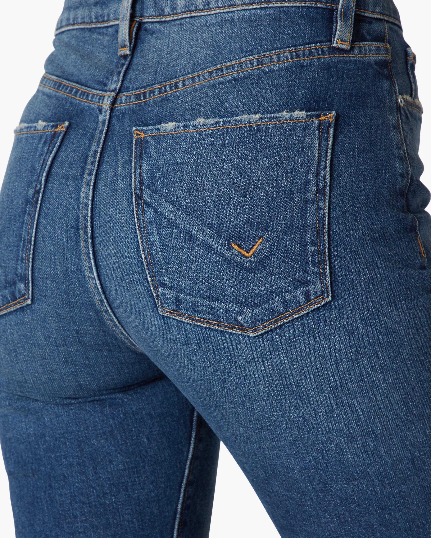 Hudson Holly High-Rise Crop Bootcut Jeans 3