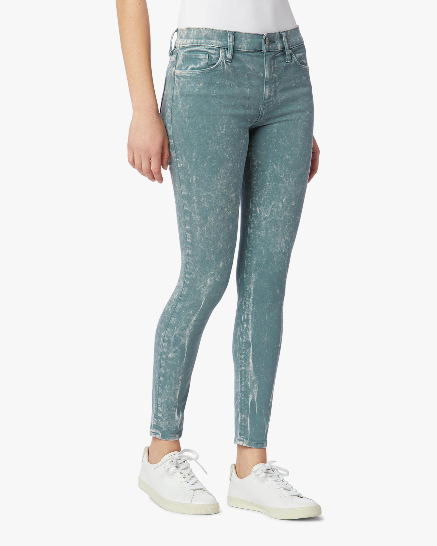 Hudson Nico Mid-Rise Super-Skinny Ankle Jeans 2