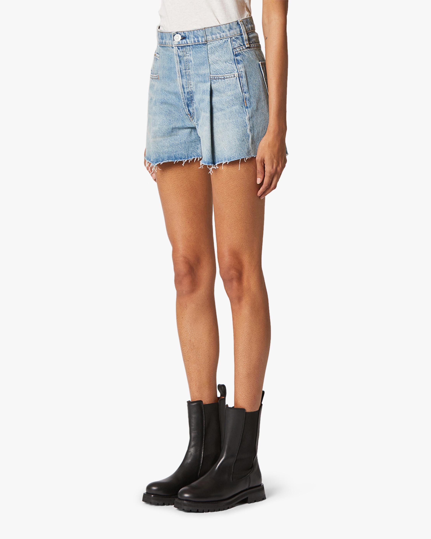 Hudson Paperbag Loose Shorts 2