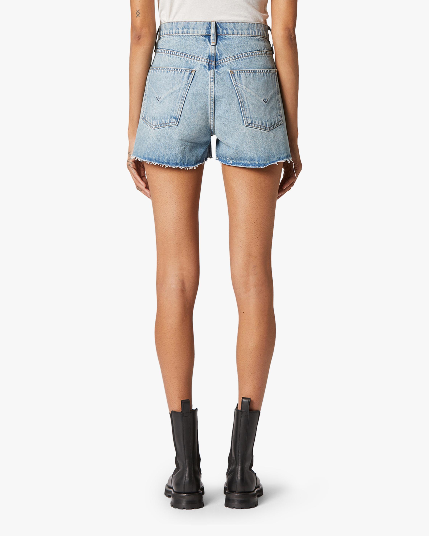 Hudson Paperbag Loose Shorts 4