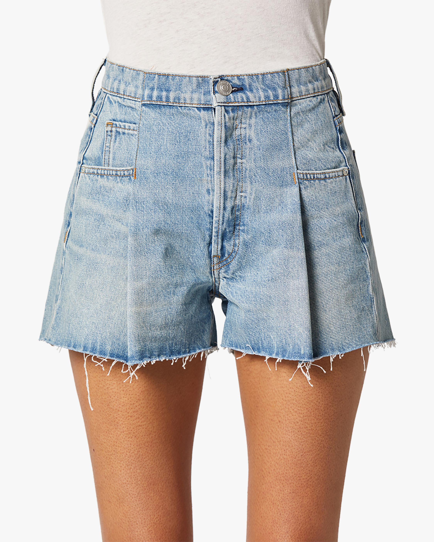 Hudson Paperbag Loose Shorts 5