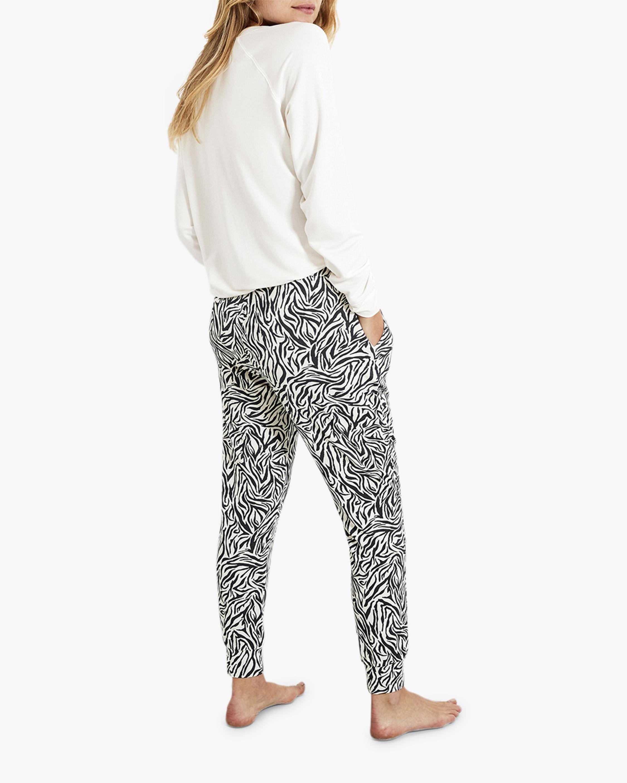 Stripe & Stare Safari Lounge Pants 4