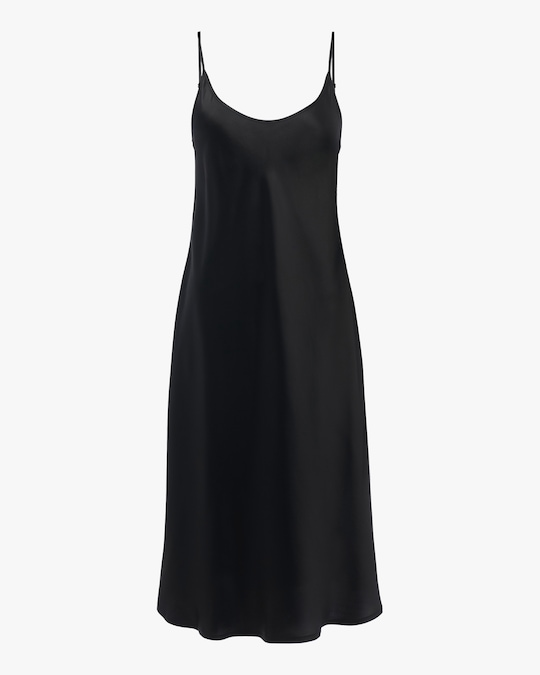 La Perla Midi Silk Nightgown 0
