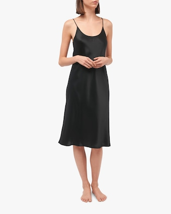 La Perla Midi Silk Nightgown 2