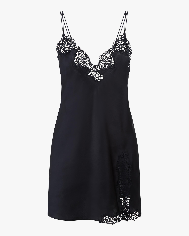 Petite Macrame Slip Dress