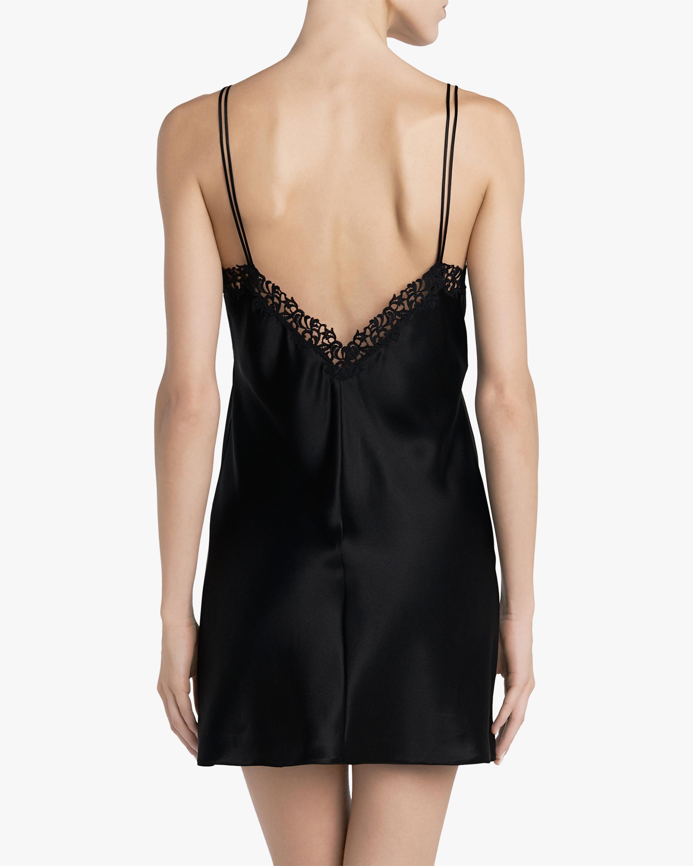 La Perla Petite Macrame Slip Dress 2