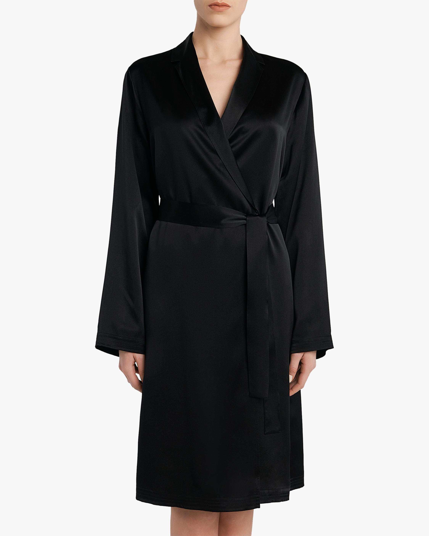 La Perla Silk Robe 1
