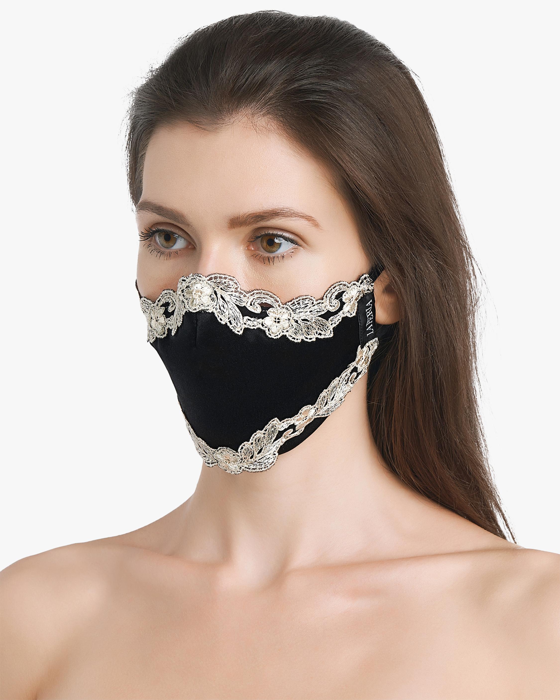 La Perla Puntina Maison Silk Face Mask 1