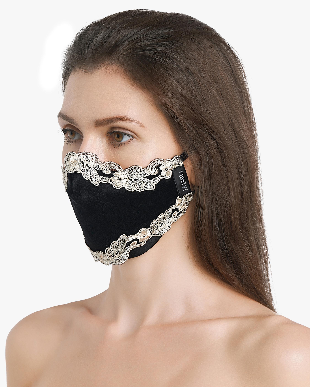 La Perla Puntina Maison Silk Face Mask 2