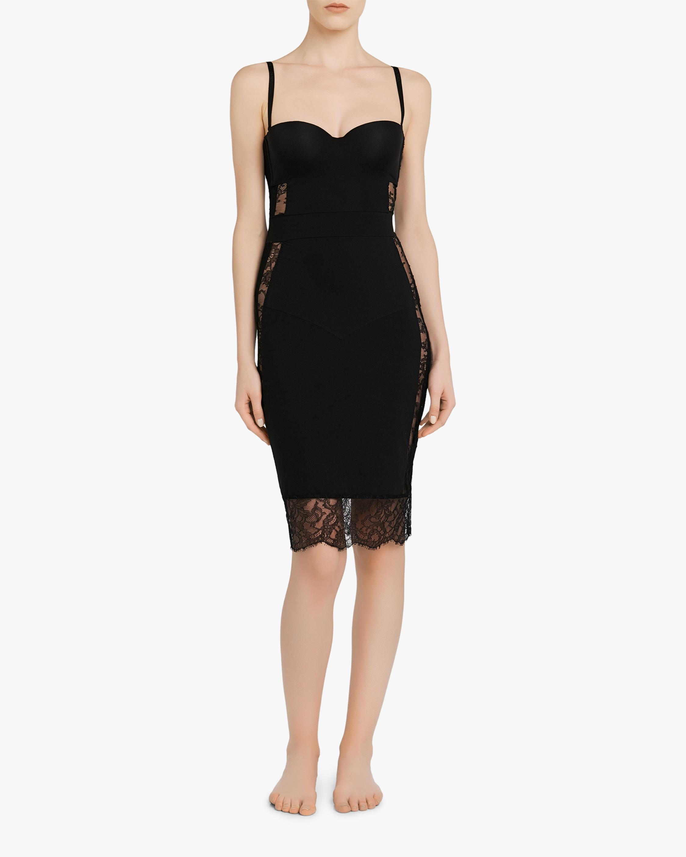 La Perla Balconette Lace Slip Dress 2