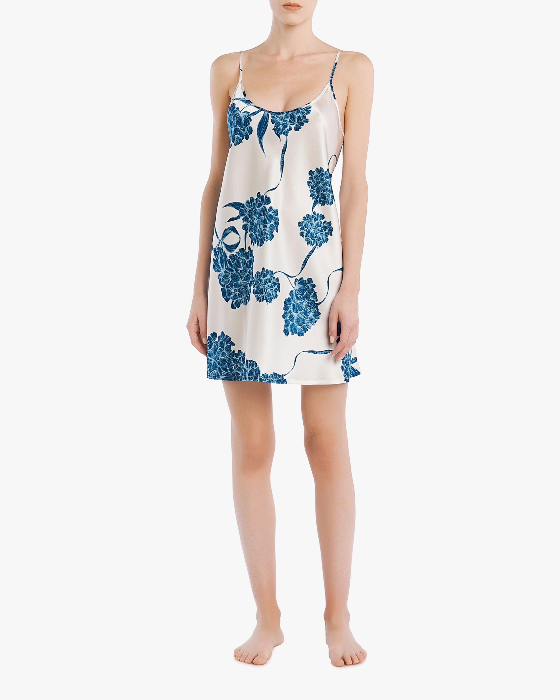 La Perla Short Silk Slip Dress 2