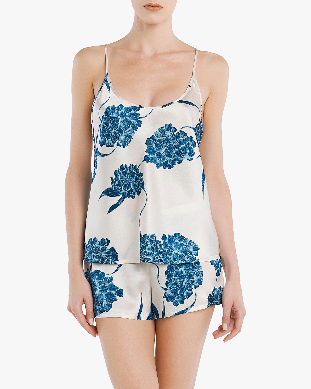 La Perla Short Silk Pajama Set 1