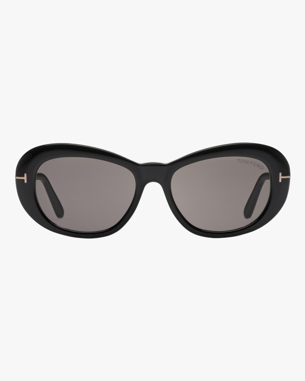 Tom Ford Elodie Cat-Eye Sunglasses 1