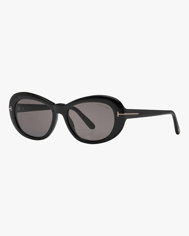 Tom Ford Elodie Cat-Eye Sunglasses 2