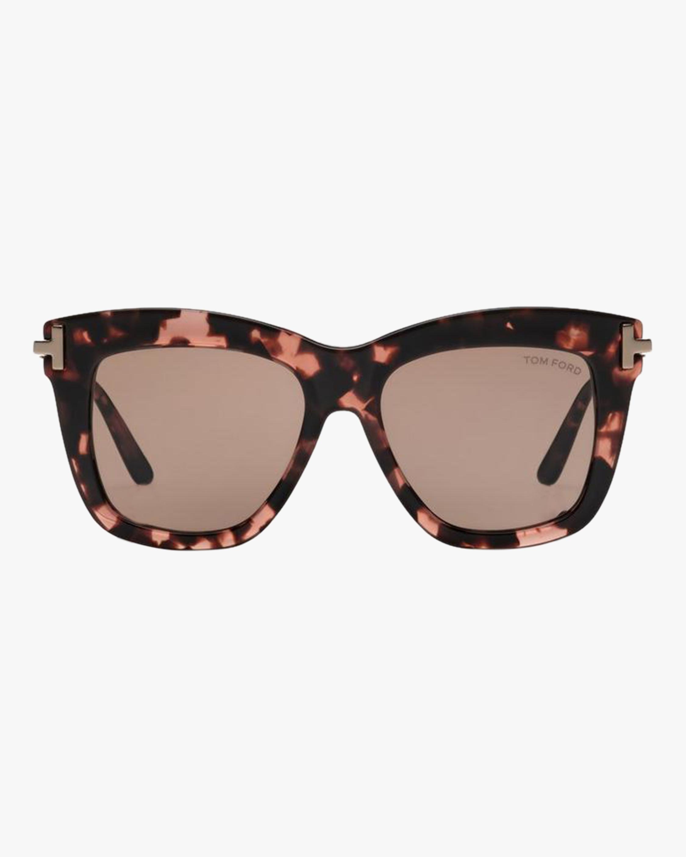 Tom Ford Dasha Square Sunglasses 0